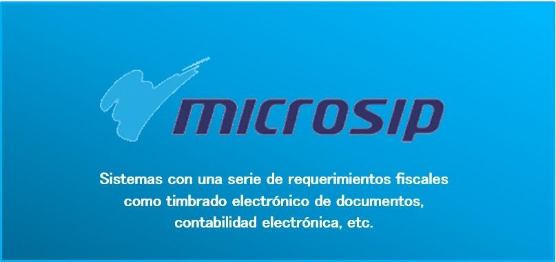 Línea Microsip